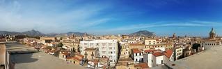 Il centro storico di Palermo