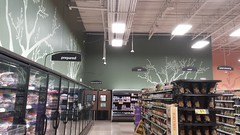Un-natural foods (Retail Retell) Tags: horn lake ms kroger desoto county retail former seessels albertsons schnucks 2000 grocery palace acme theme park corrugated metal 2012 bountiful décor remodel