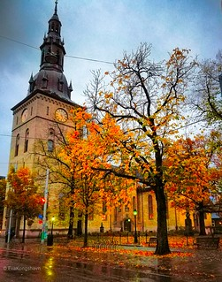 The parish church for downtown Oslo, Norway