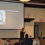Dr. Kang-Na introduces his presentation titled