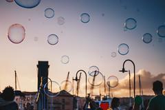 a world of bubbles (FButzi) Tags: genova genoa liguria italia italy porto antico soap bubbles