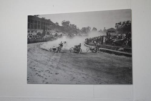 Fotografie im Mountain Motorcycle Museum