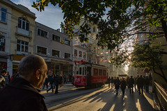 2013-Turquia-Istambul-0326.jpg (Casal Partiu Oficial) Tags: bondinho avenidaistiklal istambul turquia istanbul tram turkey istiklalstreet tr