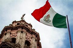 Fuerza Mexico (josejuanzavala) Tags: flag bandera méxico morelia fuerzaméxico