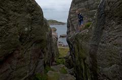 Exploring Ny-Hellesund (Anders_3) Tags: søgne vestagder norge norway kapelløya nature boy rock sea coast nikond700 landscape photography 7s55460v2 nyhellesund youth