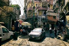(Jack R. Seikaly Photography) Tags: bourj elbarajneh palestinian refugee camp beirut lebanon palestine street alley jack seikaly r jrseikaly photography