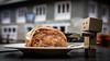 Apple Strudel (#Weybridge Photographer) Tags: canon slr dslr eos 5d mk ii mkii nepal asia danbo apple strudel german bakery