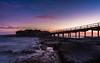 Bare Island Sunset (lauralimber) Tags: bareisland laperouse sydney nsw australia longexposure nisi nisifilters nikond810 tamron2470 sunset