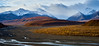 Denali National Park, Alaska (bxfmj) Tags: denali landscape mountain alaska fall clouds color glacier wildness field river
