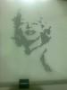 Marilyn Monroe (elartistadelamaquinadeescribir) Tags: marilyn monroe manualidad manualidades maquinadeescribir mecanografia diseño dibujo
