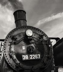 Preußische Dampflok P 8 38 2267