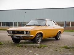 Opel Manta (✦ Erdinc Ulas Photography ✦) Tags: opelmanta opel manta car auto oldtimer orange retro sport netherlands classic german