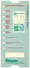 Instant Cooking Remedies 1984 E (Eudaemonius) Tags: 1984 sales corp instant cooking remedies eudaemonius youreverydaysanta riopan antacid low sodium guide to hidden salt