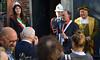 Colombo16 (Genova città digitale) Tags: genova cristoforo colombo casa 12 ottobre 2017 deposizione corone cerimonia