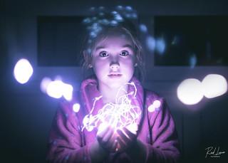 jugando con la luz