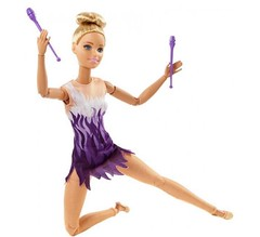 MTM Gymnist -Coming from Mattel 17/18 (Foxy Belle) Tags: new release barbie mattel 2017 2018 stock photo doll toy career made move gymnist