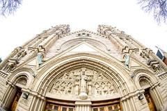 Cathedral of the Madeleine (Thomas Hawk) Tags: america cathedralofthemadeleine catholic slc saltlakecity usa unitedstates unitedstatesofamerica utah architecture church us fav10