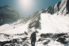 - (meubzh) Tags: aconcagua loshorcones plazafrancia analog gold100 andes