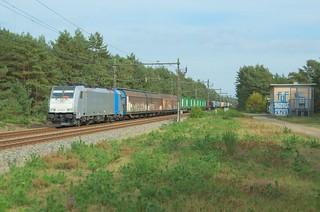 Lineas 186 427, Kootwijk