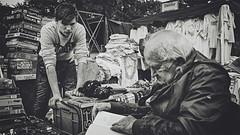 mr. moneymaker (berberbeard) Tags: hannover fotografie photography urban berberbeard berberbeardwordpresscom germany ilce7m2 itsnotatrick deutschland minoltaaf laea4 24mm festbrennweite primelens schwarzweiss blackandwhite monochrome menschen people fleamarket