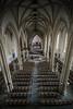 Perfectly asymmetrical (Melissa Maples) Tags: herrenberg deutschland germany europe nikon d3300 ニコン 尼康 sigma hsm 1020mm f456 1020mmf456 stiftskirche church sanctuary
