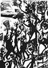 LUME NUNCA MAIS. (Esetoscano) Tags: fuego incendios firedibujo drawing dibujoapartirdefoto from photography furiafury xunta de galicia política forestal documentobwbnbynbn galiza outubro 2017 october