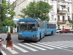 Trolleybus in Odessa (kalevkevad) Tags: best flickr odessa odesa ukraine