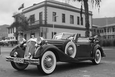 1937 Horch 853 diecast 1:24 made by CMC (rigavimon) Tags: diecast miniaturas 124 1937 horch cmc antofagasta