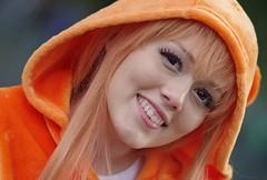 MondoCon 2017 autumn _ FP9313M2 (attila.stefan) Tags: stefán attila aspherical anime autumn samyang fall ősz magyarország mondocon manga hungary hungexpo con cosplay 2017 85mm pentax portrait portré girl beauty budapest smile