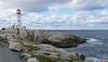 Lighthouse - Phare de Peggys Cove,  Nouvelle-Écosse, Canada - 2839 (rivai56) Tags: peggyscove novascotia canada ca lighthouse phare nouvelleécosse sonyphotographing peggys cove est lune des attractions touristiques les plus fréquentées de et son sans conteste point central2