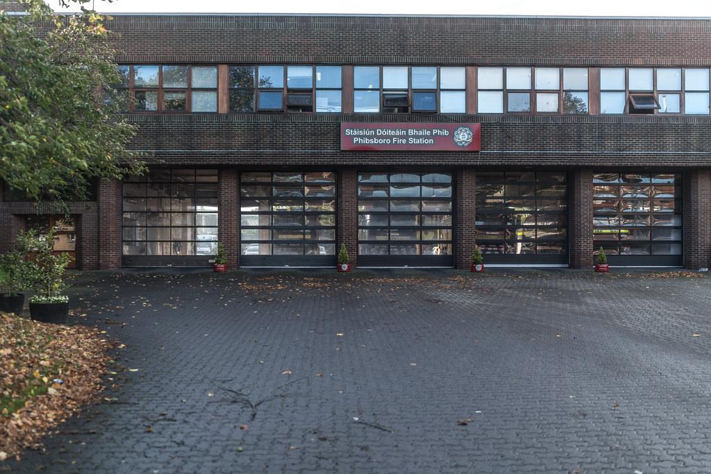 NO 3 FIRE STATION [DUBLIN FIRE BRIGADE PHIBSBORO]-133032