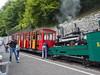 At the terminus (James E. Petts) Tags: brienzrothornbahn rothorn switzerland brb mountain railway