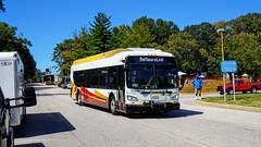 MTA Maryland 2017 New Flyer Xcelsior XD40 #17040 (MW Transit Photos) Tags: mta maryland new flyer xcelsior xd40