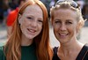 """the story of a mother and her daughter, both blessed by a myriad of sunkisses. (e³°°°) Tags: sunkisses sunkissed freckles freckelicious """"redhead day"""" rood roodharigendag red retratos rouge ros roodharig rot rothaarig hair redhead days 2017"""" """"roodharigendag rhd2017 pelirrojo portrait portraiture posing retrato rosso breda nl lady woman mademoiselle female femme frau mädchen girl girls glimlach ginger lach smile sorria sonrisa sourire valkenbergpark stunning gals women vrouw ragazze красный рыжий ryzhiy pelirroja redhaired mc1r mother mama moeder daughter dochter fille"""