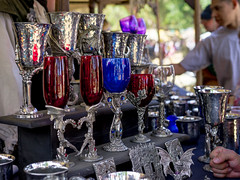 DSC07955.jpg (Saeris.io) Tags: northerncalifornia california casadefruta northencaliforniarenaissancefaire a7ii chalice huzzah drinkware sony norcalrenfaire norcal renaissance 2017