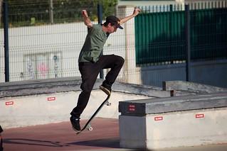 Paul Hart - Globe Skaters Team