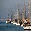 El Puerto de Santa Maria, Andalusia, Spain (pom.angers) Tags: canoneos400ddigital 2017 april spain andalusia europeanunion ocean atlanticocean fromamovingvehicle boat boats 100 150 200 300 cadiz elpuertodesantamaria 400 5000