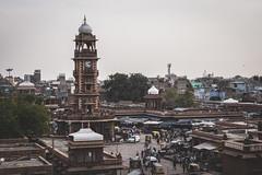 Rajasthan - Jodhpur - blue city-3