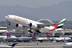 A6-EFH  LAX (airlines470) Tags: msn 35608 ln 1046 b777f1h 777 777200f emirates lax airport a6efh