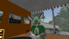 Chillin' at home (Team PFV) Tags: secondlife furry anthro rabbit
