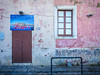 Luxury (Ulrich Neitzel) Tags: door fenster gallipoli italia italien italy luxury mzuiko1240mm olympusem1 schild sign street tür wall wand window closed geschlossen luxus shabby