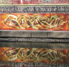 SEREGA (SERGEY AKRAMOV) Tags: graffiti graffuturism postgraffiti art artwork spray spraypaint sprayart wall paint painting sergeyakramov сергейакрамов fineart uralism