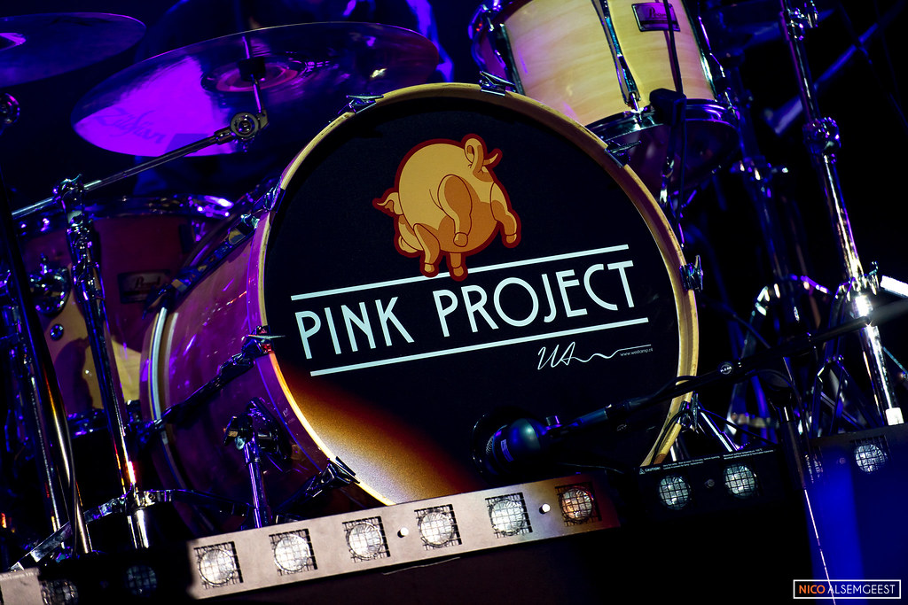Pink project Ahoy 2017