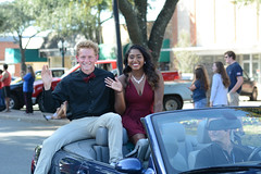 Homecoming parade (AppStateJay) Tags: nikon d7100 tamron70200mmf28dildifmacro tamron70200mmf28 tjca thomasjeffersonclassicalacademy gryphons 2017 homecoming parade downtown forestcity nc northcarolina rutherfordcounty