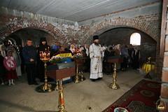 02. Первая литургия в с. Адамовка