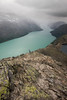 IMG_00011 (146) (Stuart Butler / Oceansurf) Tags: besseggenridge europe jotunheimennationalpark lom norway scandanavia adventure glacier hiking ice mountains snow trekking
