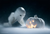 The Snow Pumpkin (Avanaut) Tags: snow blizzard hoth pumpkin halloween tk247 starwars theempirestrikesback snowtrooper stormtrooper lego toy toyphotography avanaut originality jackolantern