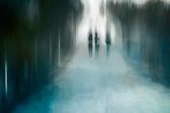 Walk into an uncertain future (radonracer) Tags: digiart future youth teenager radonart