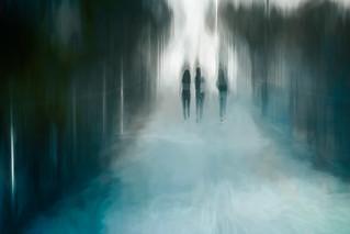 Walk into an uncertain future
