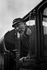 North Yorkshire Moors Railway (alasdair.matthews) Tags: kodak xx doublex 5222 film motionpicturefilm nikon 50mm f14 rodinal r09 35mm fm2 nikonfm2 steam yorkshire grosmont train trains railway monochrome blackandwhite bw